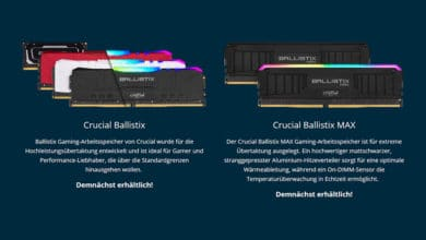 Photo of CES: Crucial presents RAM memory and SSD