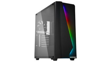 Photo of Enermax Makashi MK50: RGB gaming case with plenty of space for little money