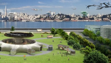 Bild von CES: Hyundai präsentiert Flugtaxi und zugehöriges Konzept