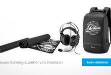 Photo of Sharkoon präsentiert neues Zubehör für Gamer