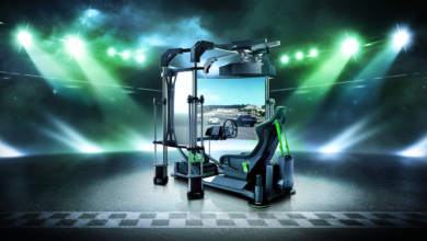 Photo of eRacing Simulator: Razer presents concept