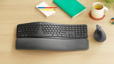 Photo of Logitech Ergo K860: Great typing feel thanks to split keypad