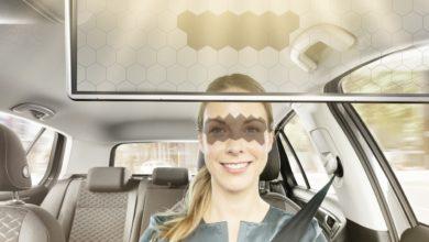 Bild von CES: Bosch ersetzt Sonnenblende durch Display