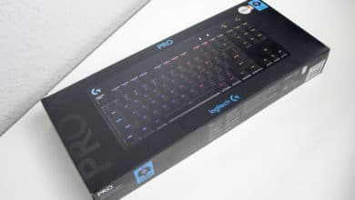 Photo of Logitech G Pro X Tastatur im Test