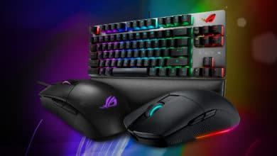 Photo of ASUS ROG shows new gaming peripherals at the CES