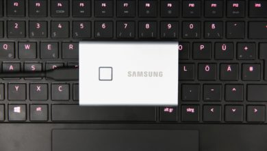 Photo of CES 2020: Samsung introduces Portable SSD T7 Touch with fingerprint sensor