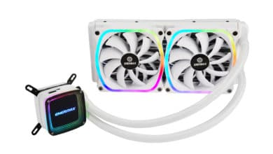 Photo of Enermax Aquafusion 240 White: All-in-One CPU-Wasserkühler mit RGB vorgestellt