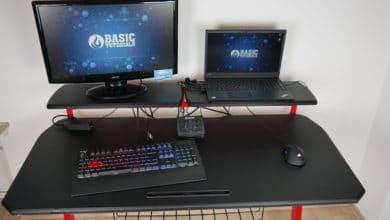 Bild von LC-Power LC-GD-1R Test – mit einem Gaming-Tisch zur Elite?