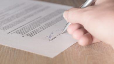 Photo of Word-Vorlage: So kündigst du deinen Mietvertrag
