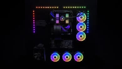 Photo of RGB-LED-Steuerung: Corsair iCUE integriert Asus Aura