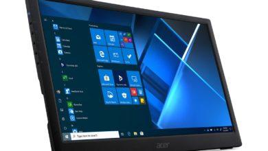 Photo of Acer PM161Q: Portabler Zweit-Monitor vorgestellt