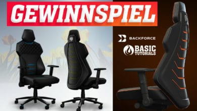 Photo of Ostergewinnspiel: Backforce One Gaming-Stuhl