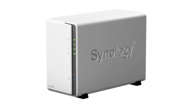 Photo of Synology DS220J: Einsteiger-NAS mit gleich zwei Festplatten-Einschüben