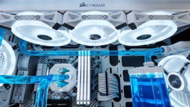 Photo of CORSAIR: Beliebte Kühlkomponenten nun auch in weiß erhältlich