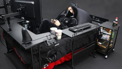 Photo of The gaming bed: The dream of every gamer?