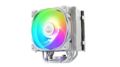 Photo of Enermax ETS-T50 Axe ARGB: Leuchtende CPU-Kühler in den Farben Schwarz und Weiß