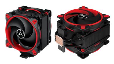 Bild von Arctic Freezer 34 eSports DUO – günstiger CPU-Kühler mit Doppelbelüftung