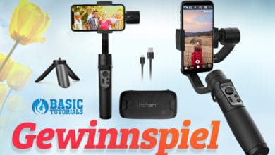 Photo of Ostergewinnspiel: Hohem iSteady Mobile+ Smartphone Gimbal
