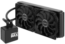 Photo of ALSEYE MAX 240 – Compact water cooling without frills
