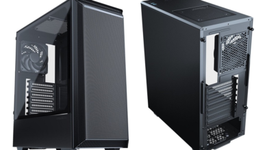 Photo of Phanteks Eclipse P300 Air – Kompakter und luftiger Midi-Tower mit Tempered Glass