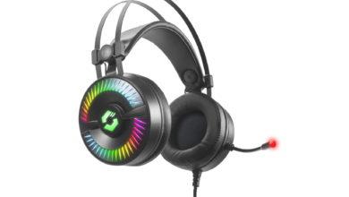 Bild von SPEEDLINK QUYRE RGB 7.1: Gaming-Headset mit RGB-Lightshow