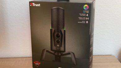 Bild von Trust GXT 258 Fyru: Ein gutes Einsteiger-Mikrofon für Streamer?