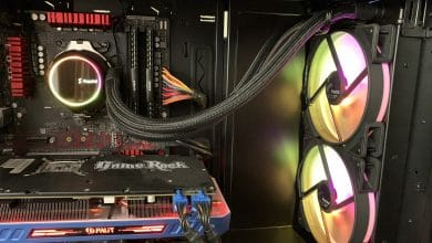 Photo of Celsius+ S28 Prism – sophisticated and colourful AiO cooler from Fractal Design?