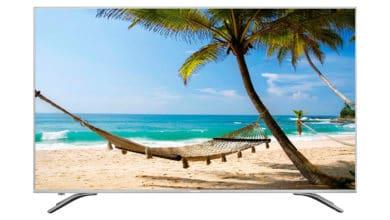 Bild von Hisense H55A6500 LED-Fernseher (55 Zoll, 4K Ultra HD, Smart-TV, USB-Recording) für 378,95€ (-22%)*