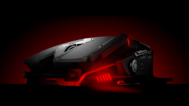 Photo of Mad Catz R.A.T. 4+: Adjustable gaming mouse in test