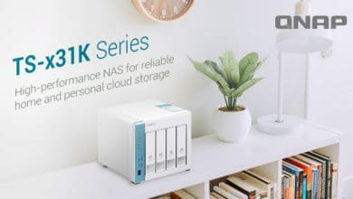 Photo of QNAP TS-x31K: New NAS series with four-core processor
