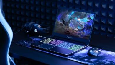 Photo of Acer Predator Gaming-Notebooks erhalten mehr Leistung