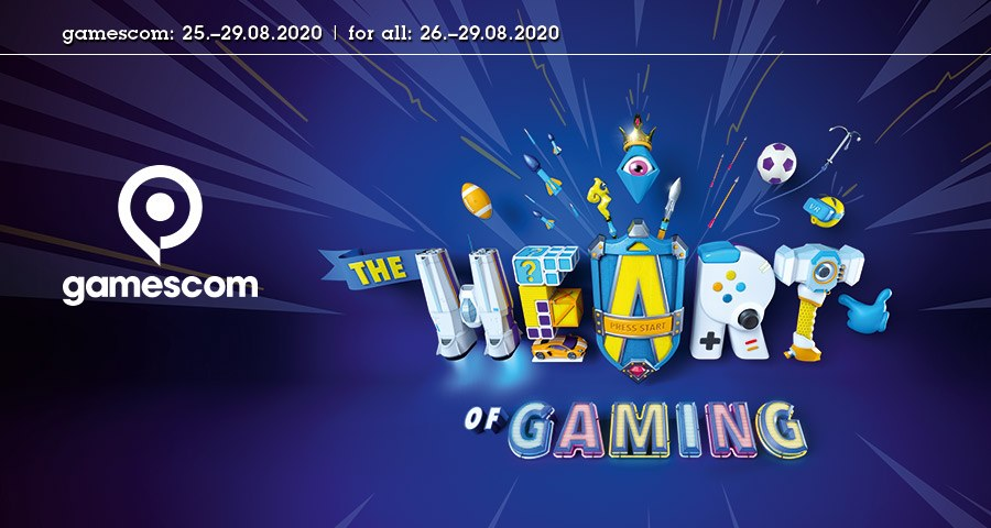 Gamescom Corona