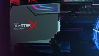 Photo of Sound BlasterX AE-5 Plus: Sound card update for better surround sound