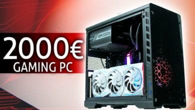 Bild von Zenchilli präsentiert: Ein Gaming-PC für 2000 Euro mit geiler Optik