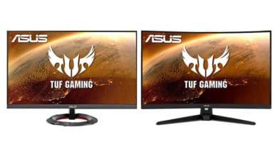 Photo of Asus TUF VG249Q1R & VG32VQ1B1 Monitore vorgestellt