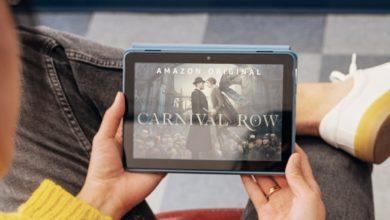 Bild von Amazon: Neue Fire HD 8, Fire HD 8 Plus & Fire HD 8 Kids Tablets