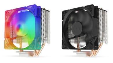 Bild von SilentiumPC Spartan 4 Serie: Neue, günstige CPU-Kühler für LGA1200