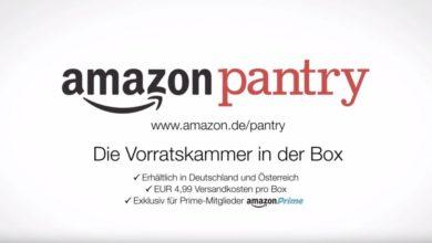 Photo of Amazon Pantry: Der Vorratskammer-Lieferdienst wird eingestellt