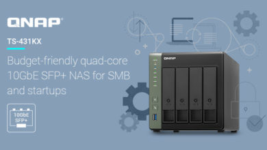 Photo of QNAP präsentiert das preiswerte Quad-Core TS-431KX NAS
