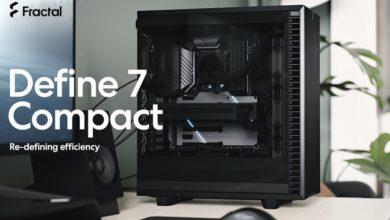 Bild von Fractal Design erfindet Effizienz mit dem Define 7 Compact völlig neu