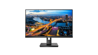 Bild von Philips 242B1V: neuer Business-Monitor mit Privacy-Modus
