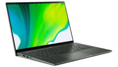 Photo of Acer Swift 5: Ultraflaches Design und starke Leistung