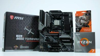 Bild von Gewinnspiel: Mega-PC-Upgradebundle mit Mainboard, CPU & SSD!