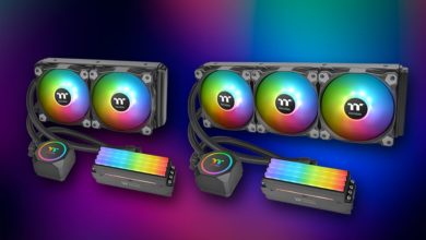 Photo of Thermaltake Floe RC360 & RC240: AiO water cooling for processor & memory