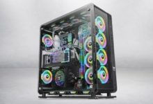 Photo of New Full Tower: Thermaltake Core P8 TG