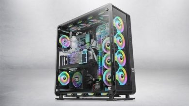 Photo of Neuer Full Tower: Thermaltake Core P8 TG