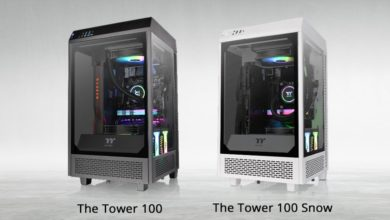 Photo of Thermaltake Tower 100: Mini version of the large Tower 900 Full Tower case presented