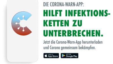 Photo of Kettenbrief verleumdet Corona-Warn-App