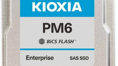 Photo of Kioxia Europe: New generation of SSDs launched
