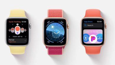 Photo of watchOS 7: Viele neue Gesundheits-Features sowie Schlaf-Tracking